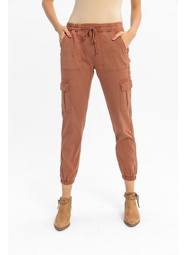 Tiffany&Tomato Kargo Pantolon - Kiremit Kiremit